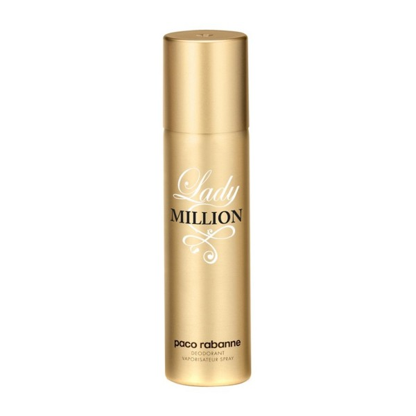 Paco rabanne lady million desodorante 150ml vaporizador