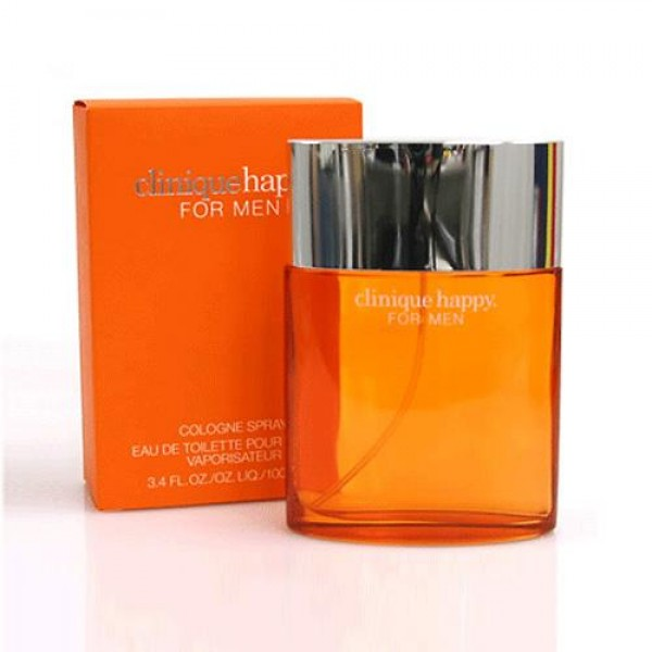 Clinique happy men eau de toilette 100ml vaporizador