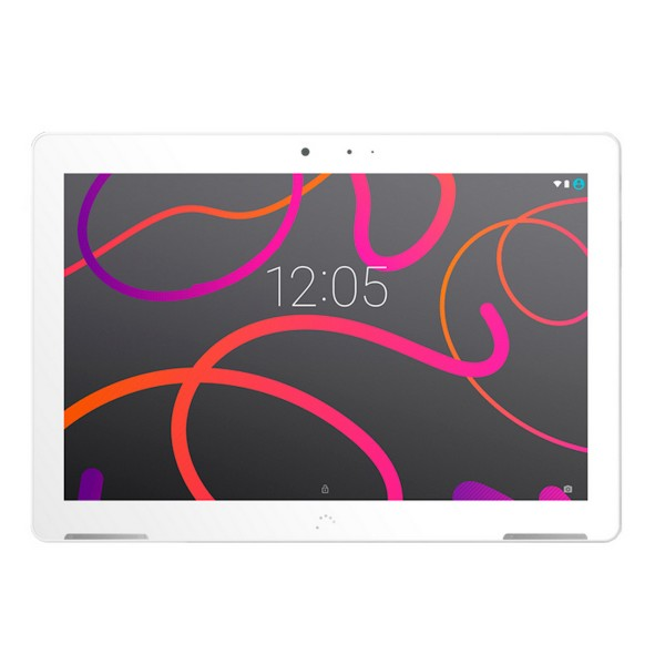 Bq aquaris m10 blanco tablet wifi 10.1'' ips hd/4core/32gb/2gb ram/5mp/2mp